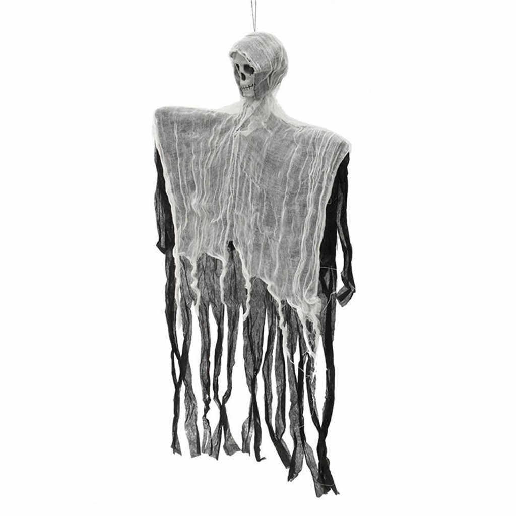 Novela prank brinquedos para o Dia Das Bruxas Assustador Engraçado Humano Ossature antistress Brinquedo Estatueta Crânio Assustador Halloween Prop Festa de Ossature