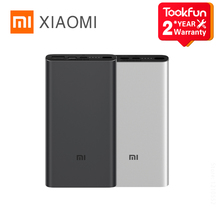 Original XIAOMI Power Bank 3 10000mAh 18W USB C Two Way Quick Charge Version Portable Charger High Capacity External Battery