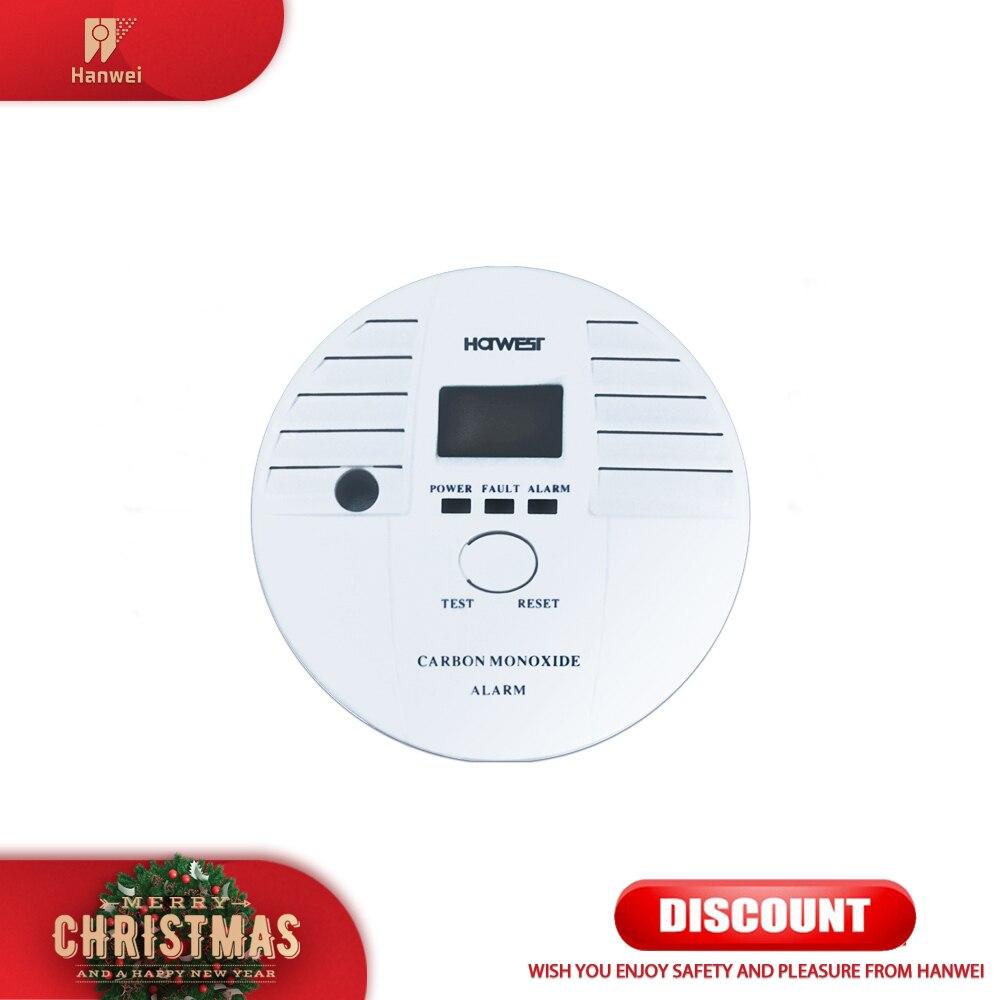 Hanwei VENUS CO Alarm,High Quality Electrochemical 5 Years Life Sensor,Smart 85dB Gas Detector , CE Approval