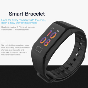 Image 5 - Smart Watch Wristband Blood Pressure IP67 Waterproof Wrist Band For Xiaomi Redmi 7 7A 6 6A 5A 5 Plus 4A 3S Note 7 6 5 Pro 4 4X 3