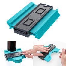 5-дюймовый пластиковый измерительный прибор контурный копировальный индикатор Дубликатор стандартный 5 ширина Деревянный инструмент для маркировки плитки ламината основной инструмент