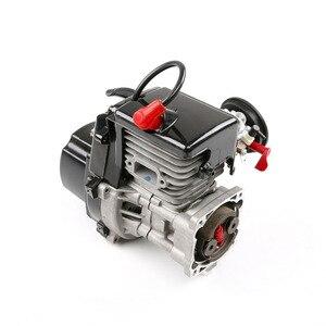 Image 4 - 45cc צילינדר יחיד שתי פעימות 4.35 Hp ארבע נקודות קבועות בקלות החל מנוע Ffor 1/5 רובן HPI KM באחה RC רכב