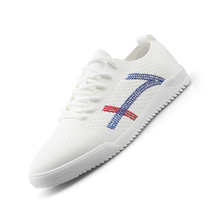 Damyuan 2019 NEW Casual Shoes Men Breathable Sport Sneakers Man Zapatilla Calzado Hombre  Men Running Shoes Lace-Up white shoes mycolen 2018 new arrival fashion leisure white shoes men sneaker shoes lace up cross strap shoe breathable calzado hombre