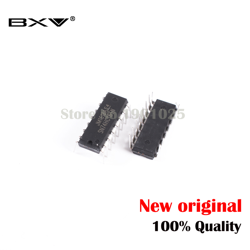 10pcs/lot SN74HC165N DIP16 SN74HC165 DIP <font><b>74HC165N</b></font> DIP-16 74HC165 new and original IC In Stock image