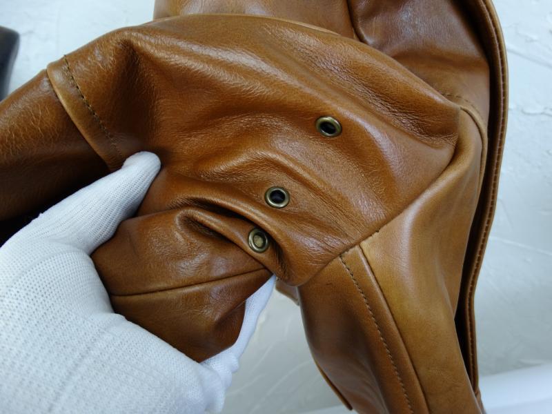 Hf984df4c995d48ab8c1378b2f595d620Z YR!Free shipping.Italy Oil Wax Cowhide coat.Helix Rider genuine leather jacket,winter men vintage brown leather jacket.sales