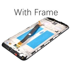 Image 2 - Wyświetlacz Trafalgar dla Huawei Mate 10 Lite wyświetlacz Lcd Nova 2i RNE L21 ekran dotykowy dla Huawei Mate 10 Lite wyświetlacz z ramką