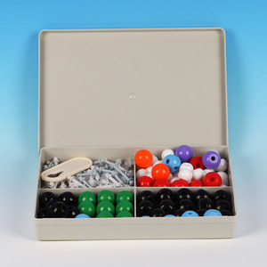 Image 5 - 179 pièces enseignants et étudiants du secondaire chimie organique ensemble de modèles moléculaires atomiques modèle de structure moléculaire atomique
