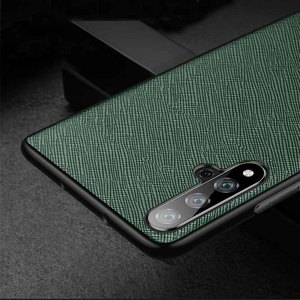 Image 5 - Genuine Leather Case For Huawei Honor 20 Pro Case Durable Back Cover Etui Coque For Huawei Honor 20Pro Case Protection Housing