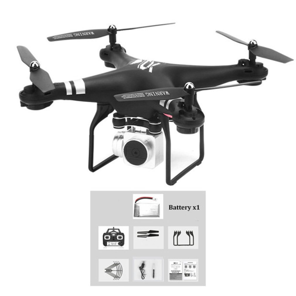 WIFI Camera SH5HD FPV Drone RC Quadcopter Live Video Altitude with 1 battery 2 4GHz 4 Channels 6 Axis Gyro RC Drone