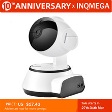 цена на IP Camera 720P HD Wifi Wireless Home Security Surveillance Camera 3.6mm Lens Wide Angle Indoor Camera Support Night Vision Dome