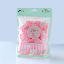 50pcs/lot Outdoor Travel Magic Compressed Cotton Disposable Towel Tablet Capsules Cloth Wipes Paper Tissue Mask недорого