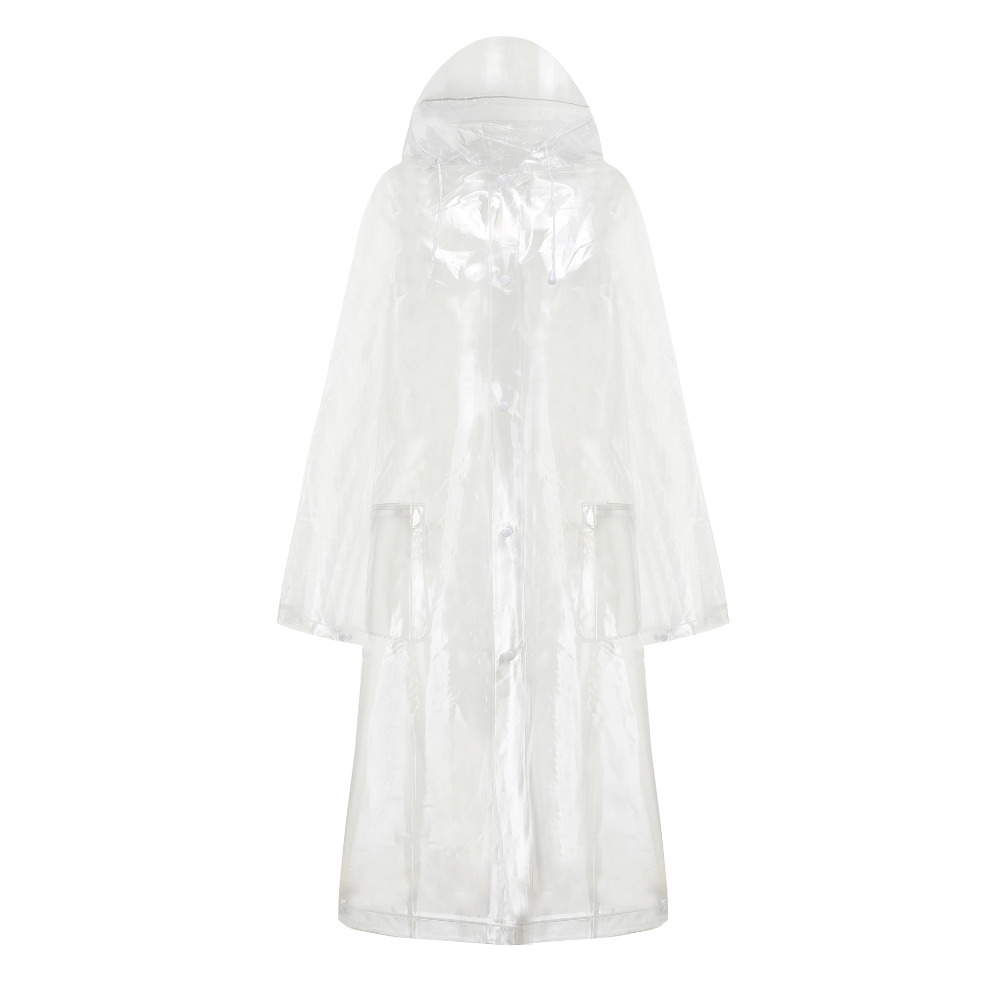 Transparent Rainwear