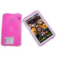 Gran oferta de 7 pulgadas x708 regalo niños tableta Android 6.0.1 WIFI 1GB + 8GB 1024x600 IPS Quad-Core Bluetooth