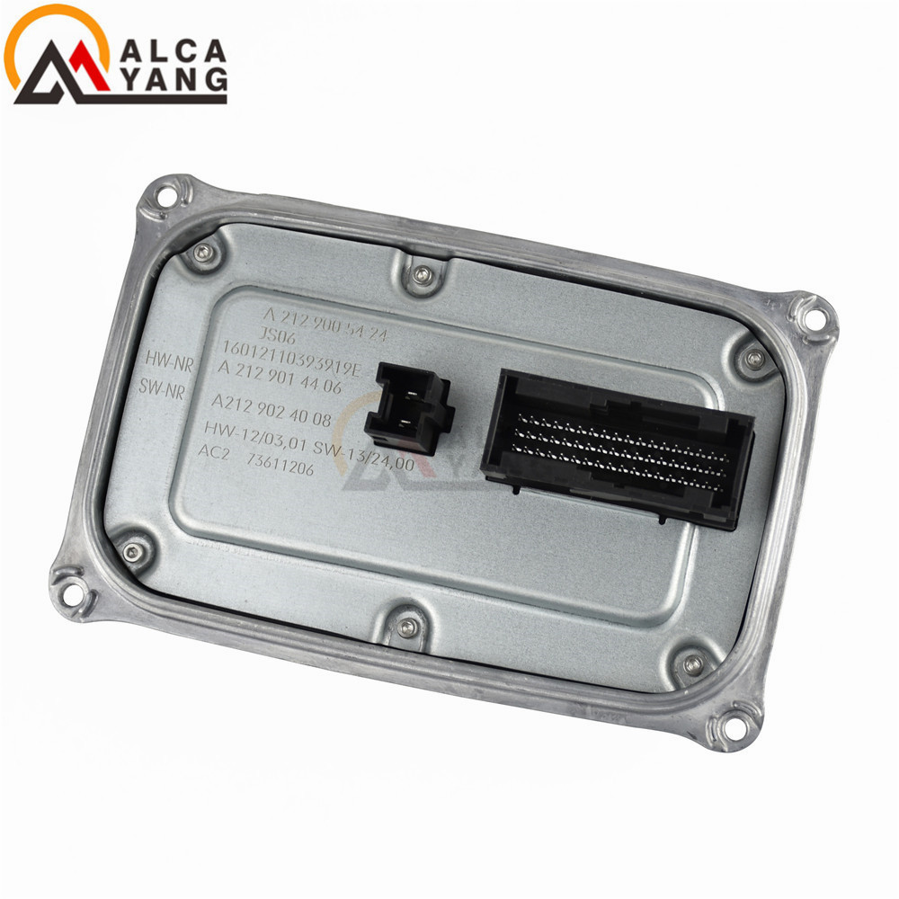 New Brand High Quality A2129005424 LED Main Control Unit DRL Module For Mercedes Benz E Class 2014-2016 W212