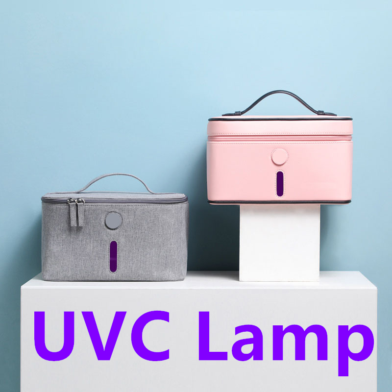 UVC Germicidal Lamp LED Light Kill Anti Virus Storage Box Sterilization For Toys Pacifier Multiple Masks Baby Stuff Doctor Mom image