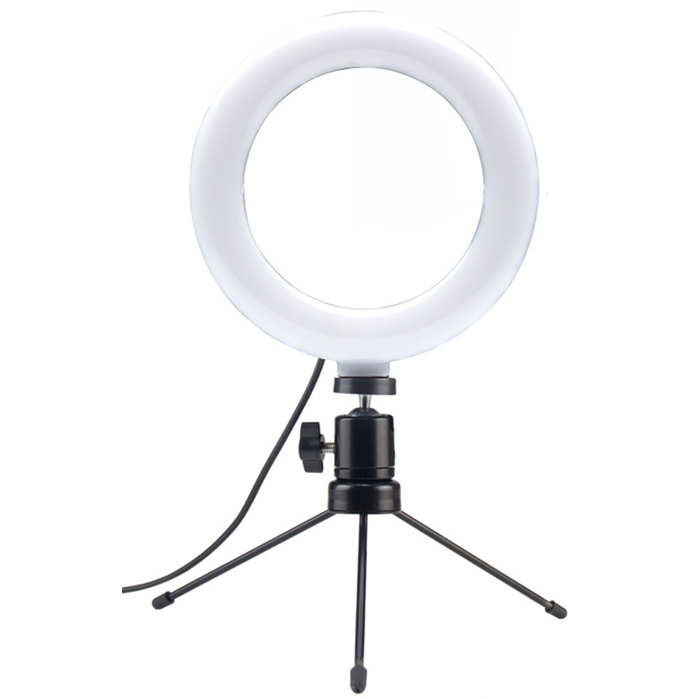 1 Set Video Light Convenient Portable Delicate Vlogging Light Fill Light Selfie Light Ring Light for