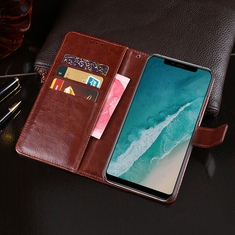 For Ulefone X Case Business Style Flip Wallet Leather Fundas Cover for Ulefone X Case Capa Mobile Phone Bag Accessories|Wallet Cases| |  - title=