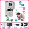 Wireless/Wifi Smart IP Villa Video Door Phone Intercom Doorbell Entry System 32GB Card