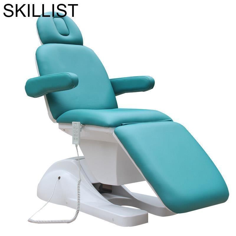 Meubles De beauté plissables Tidur Lipat Camilla chaise De Table pliante pour Salon De Massage masaje Masaj Koltugu