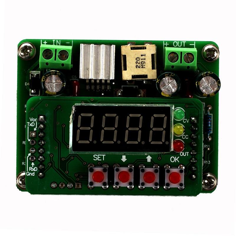 B3603 DC Digital-controlled Constant Current Voltage Adjustable Step-Down Module