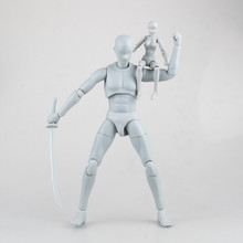 Doub K 1/6 Action Figure Toy drawing figure artist Art painting anime body model Mannequin bjd Sketch Draw kawaii doll new toys
