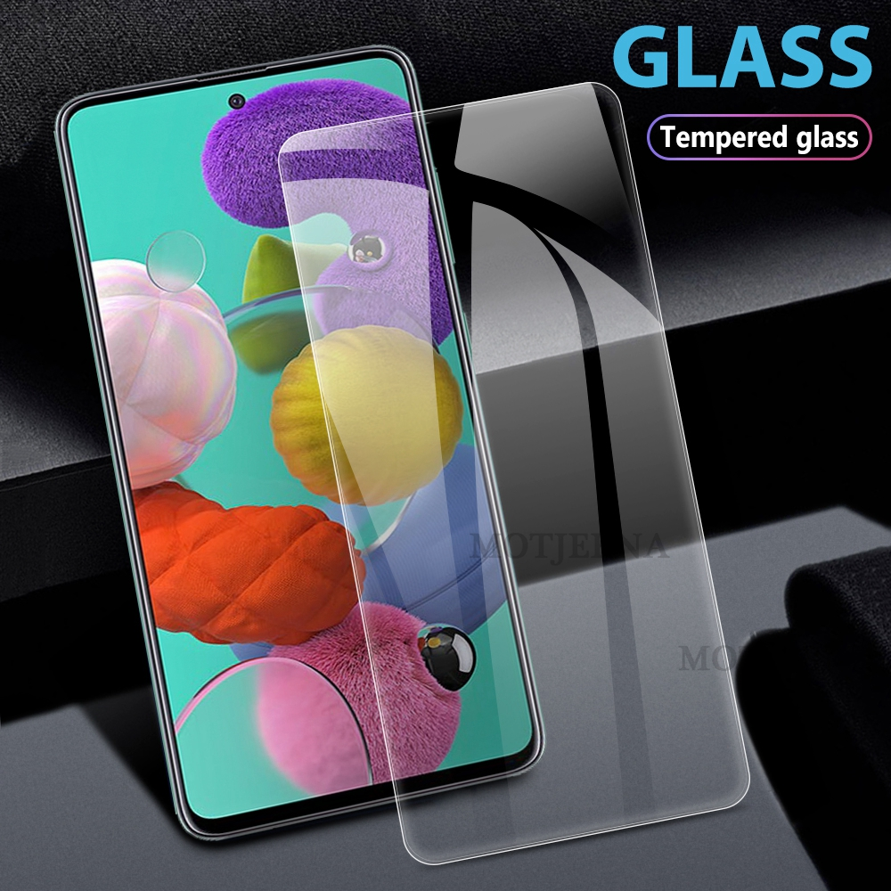 For Samsung Galaxy A51 A71 Tempered Glass for Samsung Galaxy A51 A71 A50 A70 A60 Full cover Screen Protector glass
