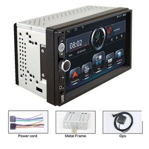 Image 5 - 2G RAM 2 din Car Radio 2Din Android Autoradio Multimedia Player Auto audio for Nissan Hyundai Kia toyata lada Chevrolet Ford BYD