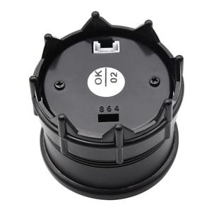 Image 4 - 40 140 52 52mm medidor de temperatura da água com sensor 2 em 1 voltímetro medidor de temperatura de água sensor comum adaptador de mangueira de sensor de tubulação