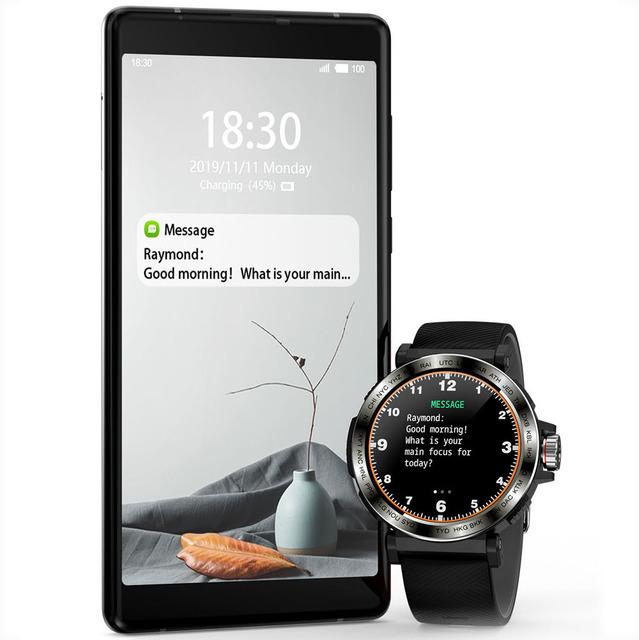 SANDA Sport IP68 Waterproof Smart Watch Full Screen Touch Men Clock Heart Rate Monitor Smartwatch Fitness Tracker Bracelet