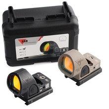 Mini rmr sro red dot scope colimador glock reflexo vista scope caber 20mm ferroviário & glock montagem para airsoft/caça rifle