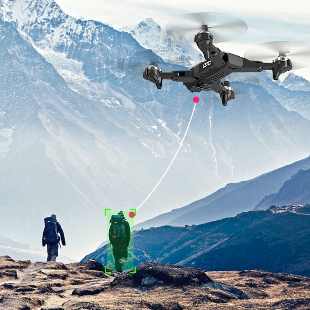 CS-7 gps складной Радиоуправляемый Дрон Безголовый режим с 5G 4K WiFi камерой Радиоуправляемый вертолет летательный аппарат радиоуправляемые игр...