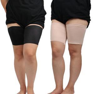 2020 muslo bandas verano Sexy alto elástico muslo Slimmer bandas mujeres Calcetines antideslizantes muslo ligueros calentadores de pierna un par S-4XL