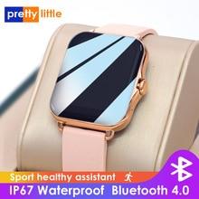 Smart Watch Men Smartwatch Women Bluetooth Call Watch Waterproof Music Control New Fitness Tracker For Iphone Xiaomi Huawei IWO
