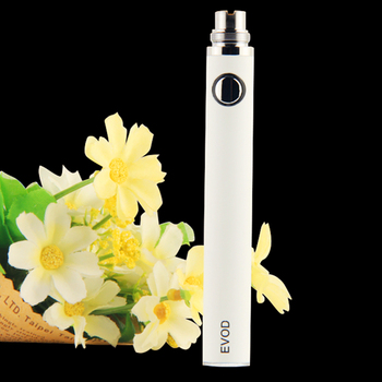 Kingfish Electronic cigarette EVOD battery 650/900/1100mah vaporizer electronic ego vapor starter battery fit ce4 ce5 atomizers