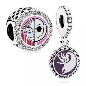 The Nightmare Before Christmas Charm Sil