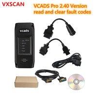 For Volvo VCADS Pro 2.40 For Volvo Truck Diagnostic Tool for Volvo Truck Diagnostic