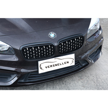 New diamond style grill For BMW  2 series Travel version F45  Racing Grills Front Kidney Grille Three styles