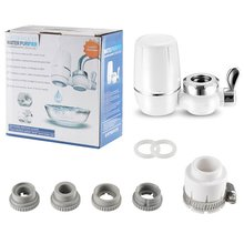 Faucet Switch WATER-FILTER 010 Tap-Purifier Cartridge Ceramic Cleanable Healthy Universal