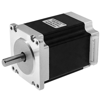 1PC Nema 23 Stepper Motor 57 Motor 1.9Nm(269Oz.In) 3A 76Mm Nema23 Step Motor 4-Lead for CNC Milling Machine pcb engraving machine nema 23 cnc stepper motor 3nm 3a 57 76 4 wires for cutting lather