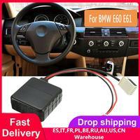 Cavo adattatore ricevitore Stereo Aux Radio Bluetooth per BMW E60 E61 E63 E64 E83