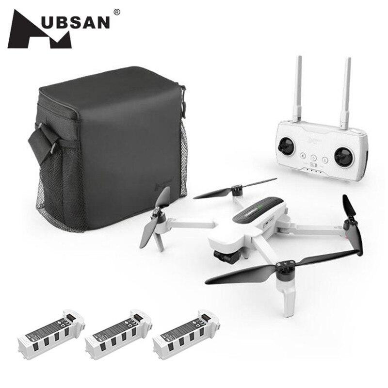 Hubsan H117S Zino GPS RC Drone 5.8G 1KM FPV With 4K UHD Camera 3-Axis Gimbal RC Quadcopter UAV RTF GPS + GLONASS Helicopter Toy