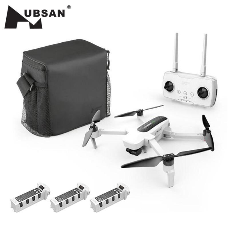Zino H117S GPS RC Zangão Hubsan 5.8G Câmera FPV Com 4K UHD 3 1 KM-Eixo Cardan brinquedo do Helicóptero do RC RTF Quadcopter UAV GPS + GLONASS