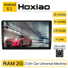 Hoxiao Android 8,1 10 9 Zoll Auto Multimedia-Player 2 Din 9