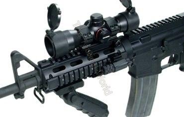 picatinny handguard caça arma acessórios