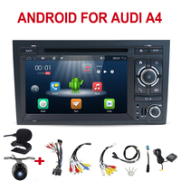 Car Multimedia Player Android 10.0 2 din Car DVD for Audi A4 B6 B7 S4 car radio gps navigation WIFI BT SWC RDS stereo headunit