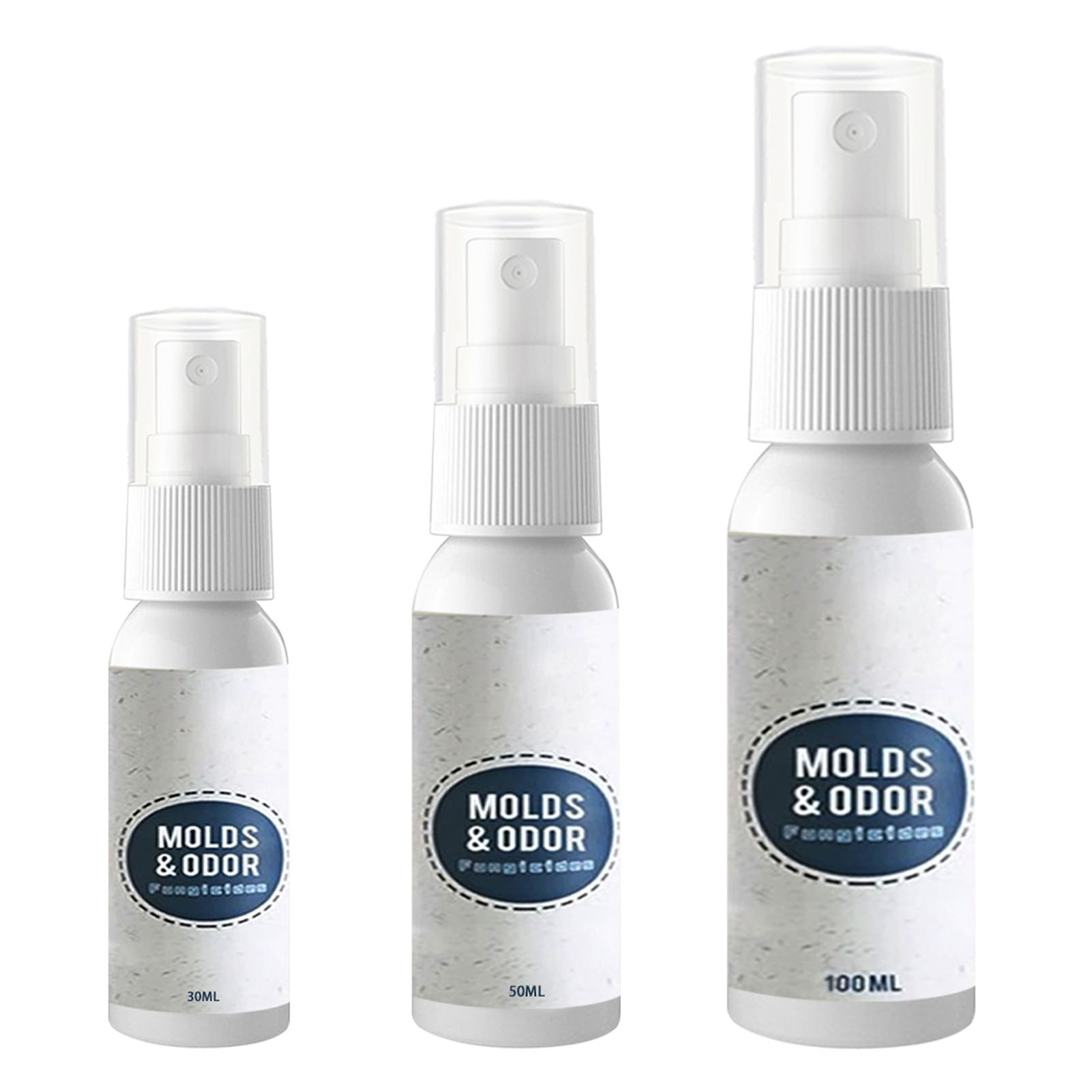 Molds&Odor Mildew Removal Spray