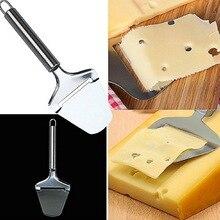 Кухонная доска для сливочного масла, инструменты из нержавеющей стали, Экологичная ломтерезка для сыра, кухонный нож для резки