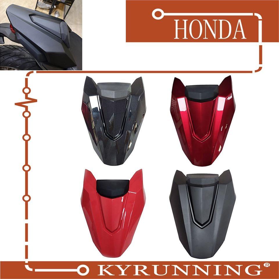 Teng culte moto pour Honda CB650R 2019 CBR650R cb650r cb 650r cbr 650r accessoires de couverture arrière housse de siège arrière avec coussinet en caoutchouc