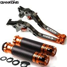 цена на For Honda CB919 CB 919 2001 2002 2003 2004 2005 2006 2007 2008 Motorcycle brake handle adjustable brake clutch lever handbar
