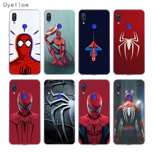 Uyellow Red Spiderman Phone Case For Redmi S2 Note 4 5 6 7 4X 5A 5P 6A 7A Y3 Xiaomi A1 A2 A3 F1 8 lite 9 SE Soft Cover